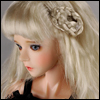 (3-4) Fairly Sobazu Wig (White Blonde)