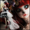Catish Girl Doll - Gorgeous Bubble  ; Reaa - LE10