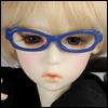 MSD - Dollmore Lensless Sunglasses II (Blue)