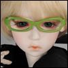 MSD - Dollmore Lensless Sunglasses II (Green)
