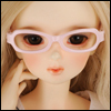 MSD - Dollmore Lensless Sunglasses II (L.Pink)