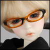 MSD - Dollmore Lensless Sunglasses II (Brown)