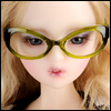 SD - Dollmore Lensless Sunglasses I (Green)