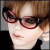 SD - Dollmore Lensless Sunglasses I (D.Wine)