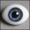 12mm Classic Flat Back Oval Glass Eyes (CC01)