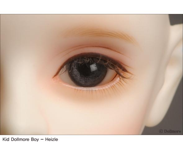 12mm Classic Flat Back Oval Glass Eyes (CD06)