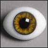 12mm Classic Flat Back Oval Glass Eyes (CD09)