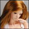 (3-4) Parting Straight Wig (Carrot)
