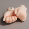 Mokashura Hand Set - Fist Hand Set (Normal)