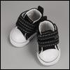 Dear Doll Size - Two strap Sneakers (Black)