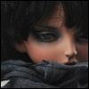 Judith Girl Doll - Maxima ; Suntan Zinna (Black) - LE10