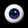 12mm - OMeta Half Round Acrylic Eyes (CE-01)