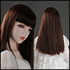 (13-14) Forest Straight Wig (R.Brown)