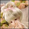(6-7) Laomi Mohair Wig (Blonde)