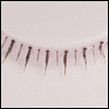 Doll eyelashes - 21-6113