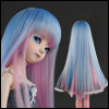 (7-8) Long Vora Straight Wig (FF Violet)