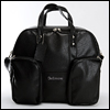 SD - Double BJD Carrage Bag (Solid Black)