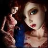 Model Doll - Blood lotus ; Tattoo Hayarn - LE10