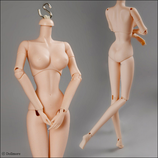 "12"" Dollmore Doll Basic Body (ABS/Normal Matt Skin)"