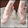 Ballet Kid Doll Size - Chaco Toe Shoes (L.Pink)