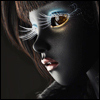 Model Doll - Black berry ; Tattoo Hayarn - LE1