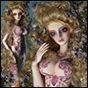 Model Doll - Half Moon ; Tattoo Ipsae - LE10