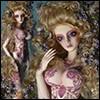 Model Doll - Half Moon ; Tattoo Ipsae - LE10