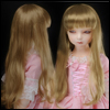 (13-14) Soft Straight Wig (Red Brown)