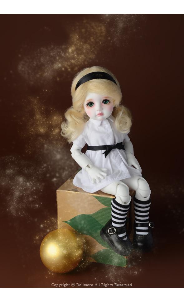 Dear Doll Girl - Shabee (White)