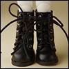 Dear Doll Size - Basic SL Boots (Black)