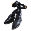 Fashion doll Size - Delightful Heels(Black)