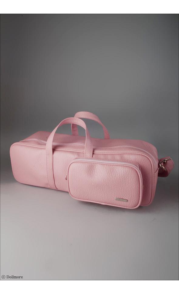(선주문) MSD  Carrier bag for BJD (Solid Pink/one pocket)