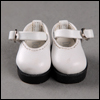 IDoll - Basic Girl Shoes (White)