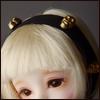 MSD & SD - Skullar Headband (407-Black)