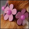 MSD & SD - Zoe hair Band (Pink)[A7]