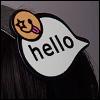 MSD & SD - Hello Hairband (410)[J6]