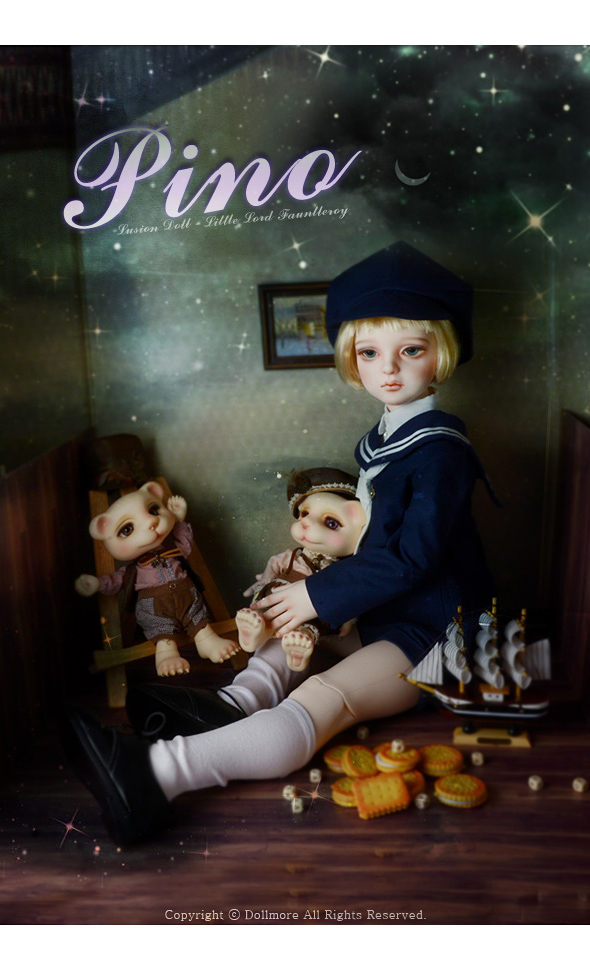 Lusion Boy - Little Lord Fauntleroy Pino - LE10
