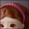 MSD & SD - Nwt hair Band (D.Pimk)[A7]