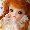 Bebe Doll - Thumbelina Cream Sweety - LE20