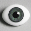 14mm - Classic PB Flat Oval Glass Eyes (CA-03-2)[F2]