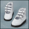 MSD - Chilo Shoes (White)