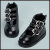 MSD - Chilo Shoes (Black)