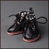 "12"" Jade Boots (Black)"