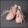"12"" Jade Boots (Pink)"