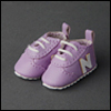 "12"" Trudy Sneakers (Violet)"