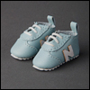 """12"""" Trudy Sneakers (Sky)"""