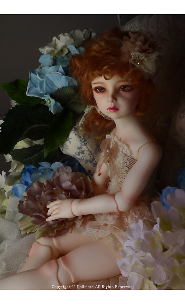 Illua Doll - Be my heart : Petit Dahlia - LE10
