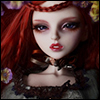 Judith Girl Doll - Scents of a Forest ; Zinna - LE10