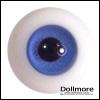 16mm Glass Eye (DARK VIOLET)