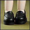 Dear Doll Size - Comcom loafer (Black)